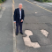 Potholes in Roughley